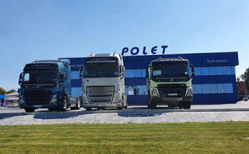 Predstavljanje Volvo kamiona